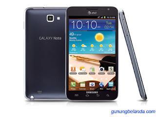 Cara Flashing Samsung Galaxy Note (ATT) SGH-I717