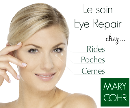 Mary Cohr eye repair