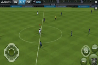 Download FIFA 14 Mod 19 New Update Transfers Offline Apk Data Obb Android