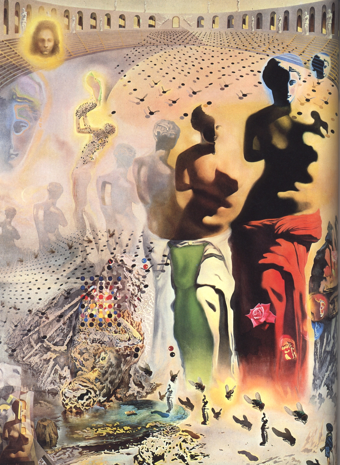 the role of salvado dali in the spread of surrealism Salvador domingo felipe jacinto dalí i domènech, 1st marquis of dalí de púbol  (11 may 1904  at the time dalí was not yet immersed in the surrealist style for  which he would later become famous  dalí later claimed to have also played a  significant role in the filming of the project, but this is not substantiated by.