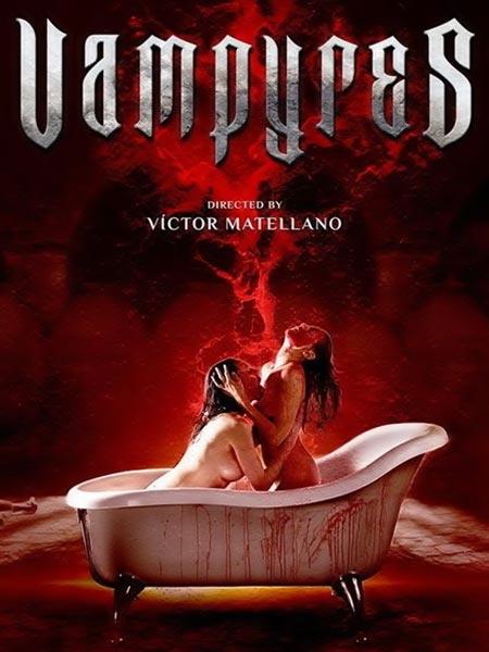 Vampyres 2015 DVDRip Horror 240MB Poster