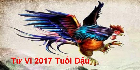 Tu vi 2017 tuoi Dau