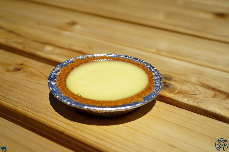 Le Chameau Bleu - La Key Lime Pie de Red Hook -  Gourmandise Locale - Brooklyn New York