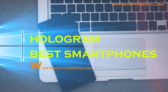hologram smartphones upcoming