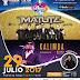 Matute y Kalimba celebrarán en medio del mar la década más chingona de la música