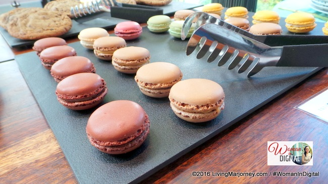 Starbucks-Macarons