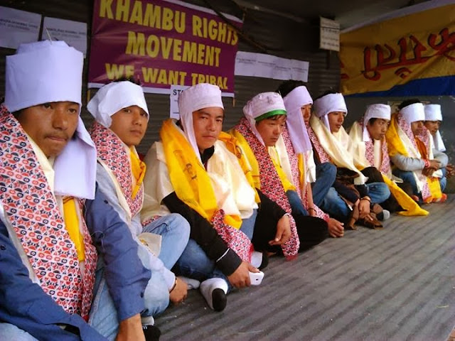 Khambu Rights Movement - Indefinite hunger strike against 'delay' over Rai board