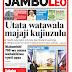 Gazeti la Jambo Leo na utata watawala majaji kujiuzulu