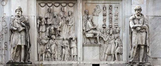 Cuasi esclavitud y Derecho romano