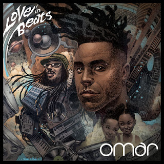 Omar - Love In Beats (2017) - Album Download, Itunes Cover, Official Cover, Album CD Cover Art, Tracklist