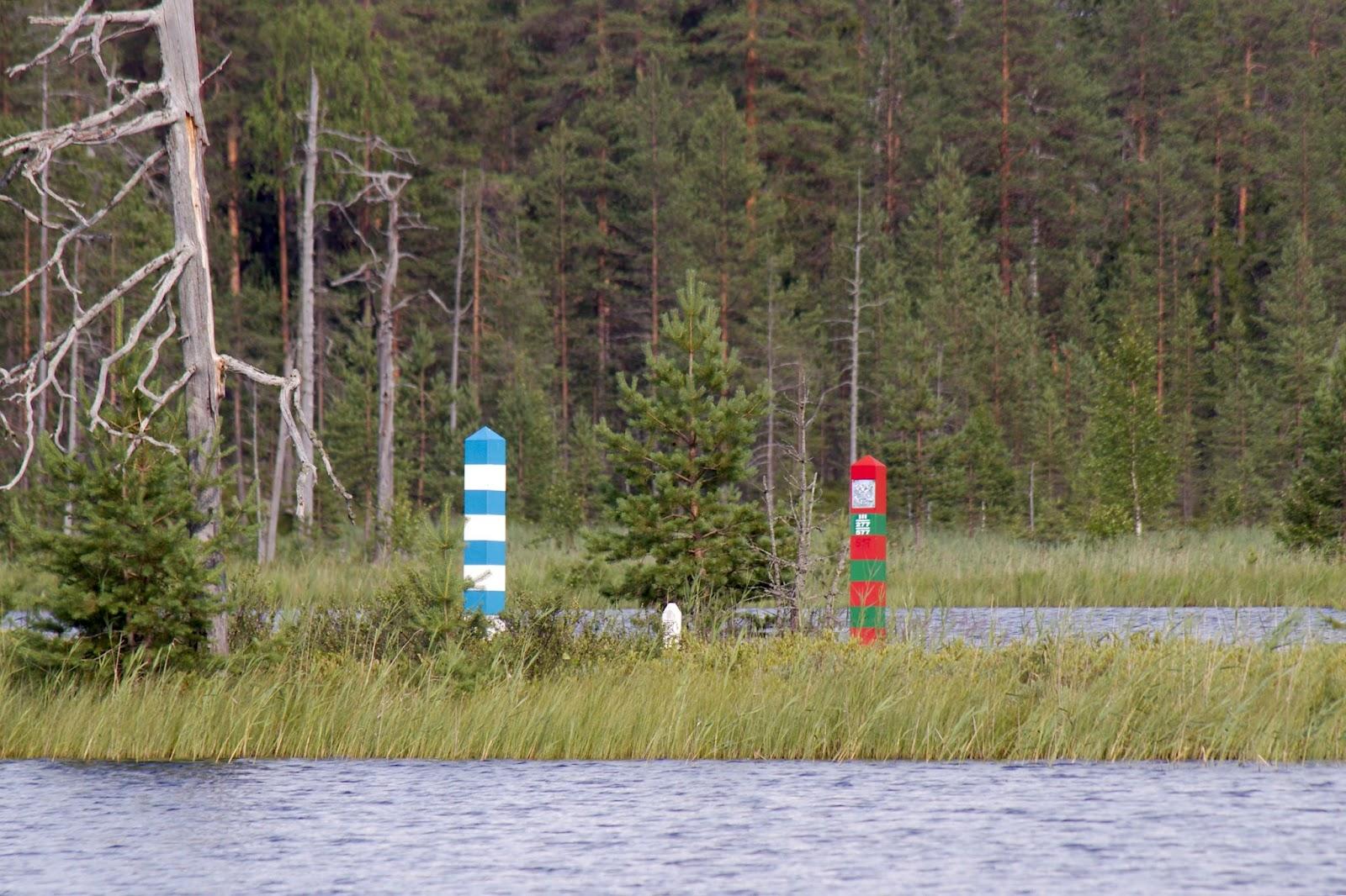 Suomen itäisin piste, Hattuvaara, Ilomantsi