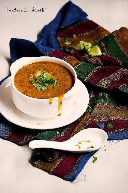 how to make Dal Bukhara recipe and preparation