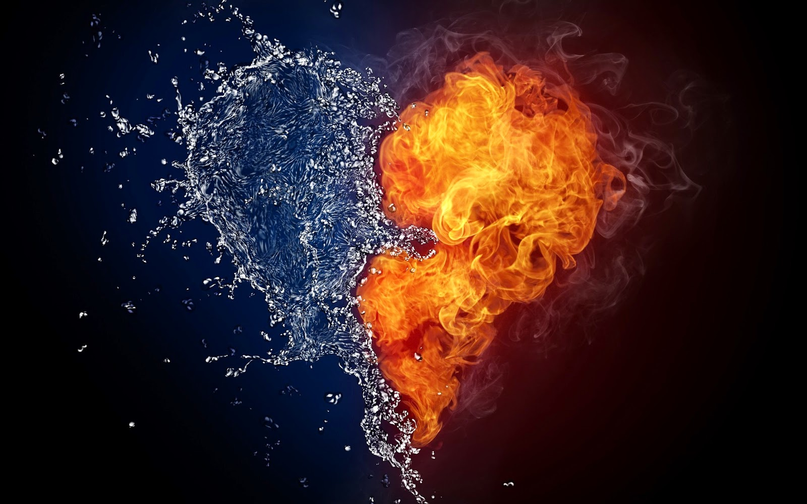 fire-and-water-heart-love-wallpapers-hdlove