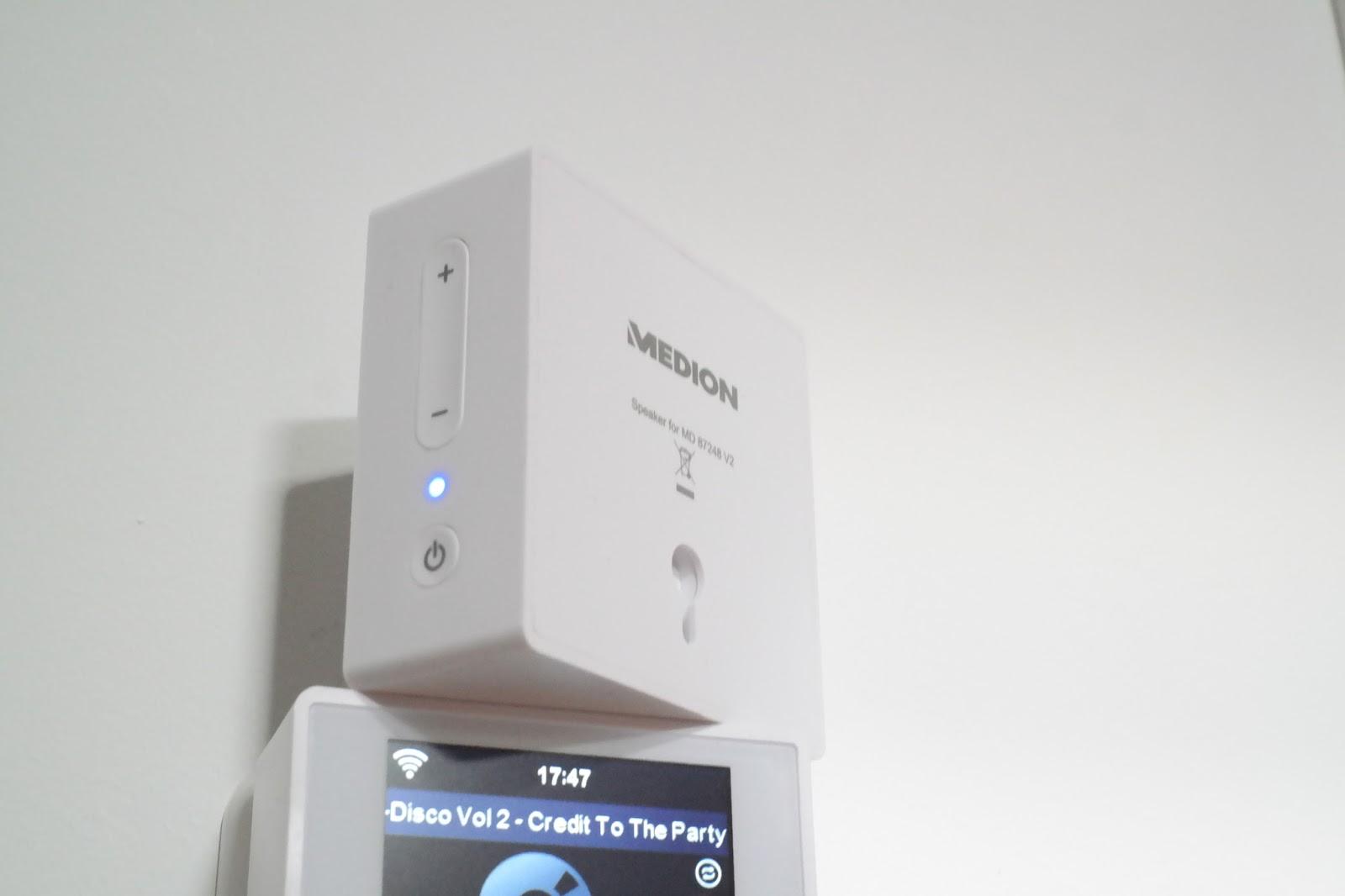 Das Steckdosen Internetradio Medion E85032 Im Atomlabor Test