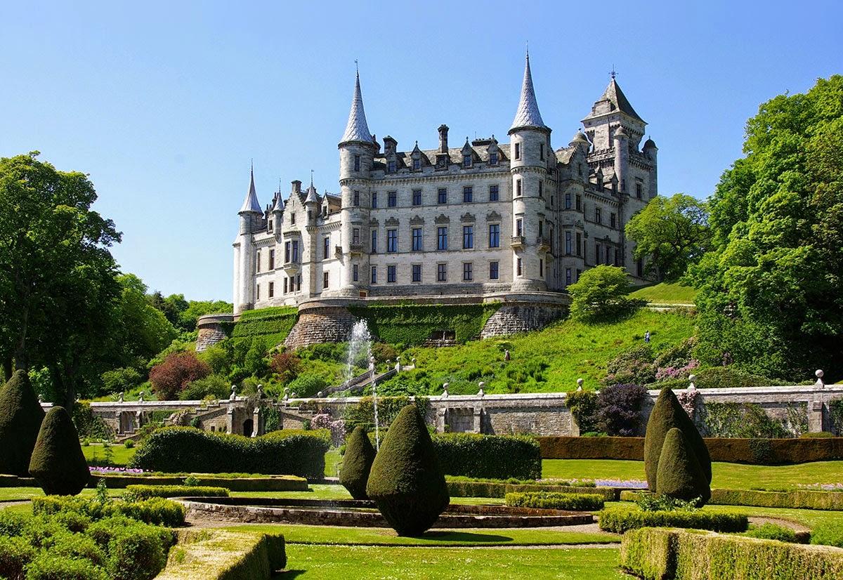 قلعة دينروبين