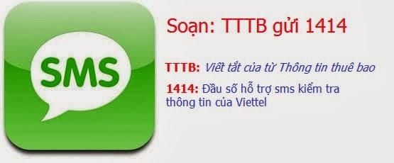 Phần mềm quản lý thông tin cá nhân mạng Viettel trên android