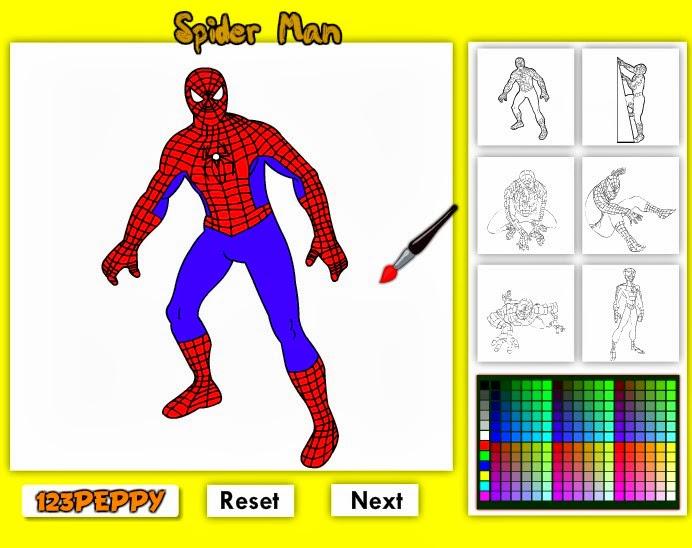 disegni per bambini da colorare on line