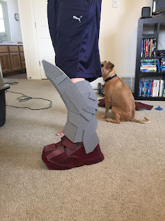 War Machine Boot