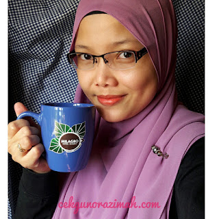 cerita blogger, jom like dan komen, video milagro coffee, milagro coffee