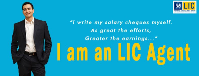 Procedure to become lic agent in india