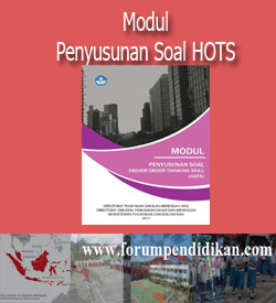 Modul Penyusunan Soal HOTS (Higher Order Thinking Skills)