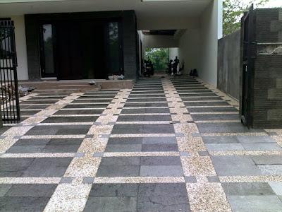 Batu Alam Untuk Lantai Yang Menawan
