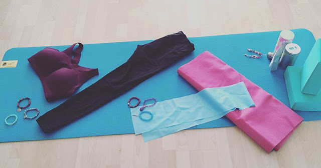 Mes 7 indispensables pour le yoga