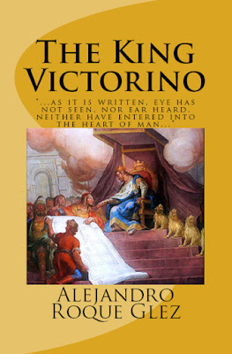 The King Victorino at Alejandro's Libros