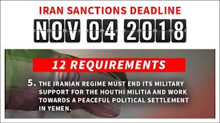 Ini 12 Syarat Untuk Iran Keluar dari Sanksi Nuklir Baru!
