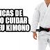 5 dicas rápidas para cuidar bem do seu kimono de jiu jitsu