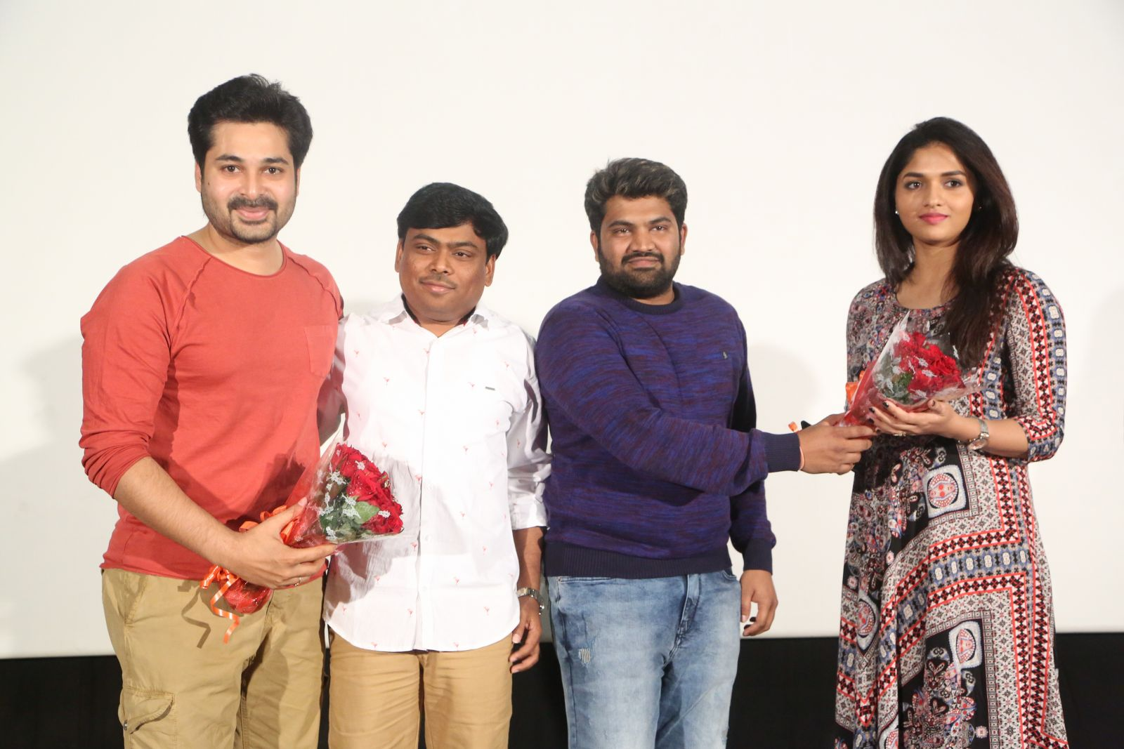 Pellikimundu Premakatha music launch photos-HQ-Photo-14