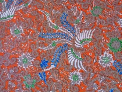 Seragam Batik Printing kalinggo batik Motif A3