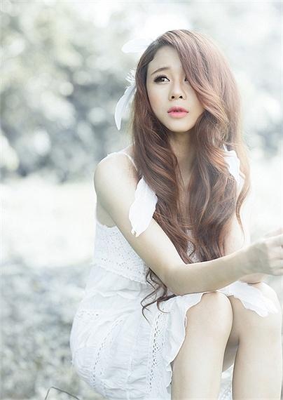 Hot girl Sài Thành dịu dàng như thiên thần đi lạc