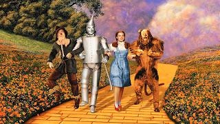 Fantasía, Mago de Oz, aventura, camino