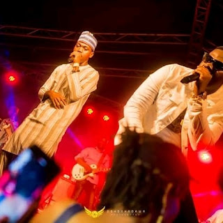 See Photos Of DJ Cinch Performing At The 50th Afropolitan Vibes Concert In Lagos