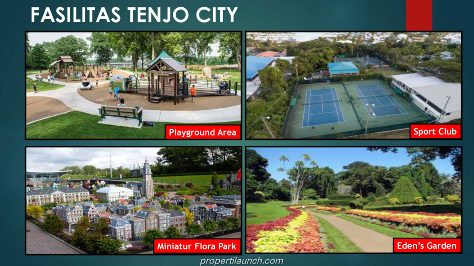 Fasilitas Tenjo City