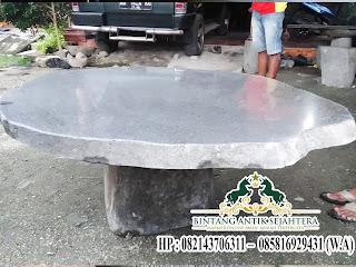 meja batu kali