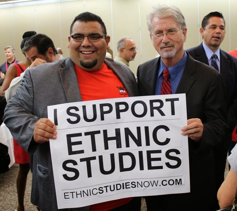 Bennett Kayser supports Ethnic Studies and Adult Education