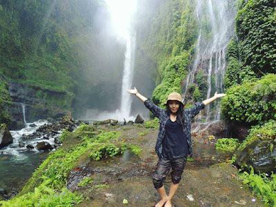 Minang Rancak – Air Terjun Langkuik Tinggi di Malalak, 'Surga' Bagi Para Pencinta Alam