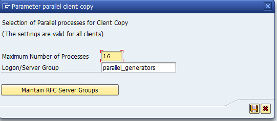 how to delete recurring entry in sap