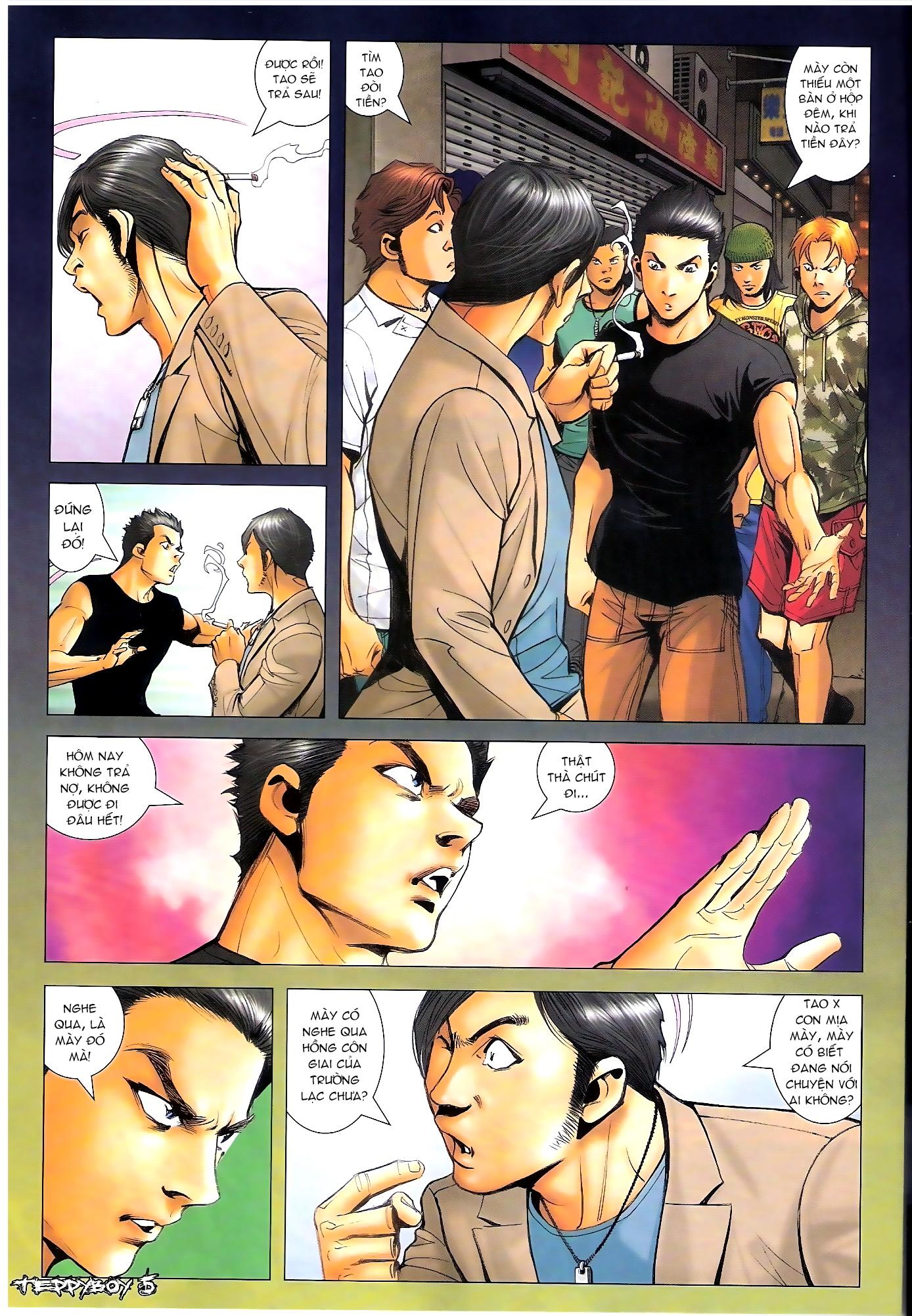 Người Trong Giang Hồ NetTruyen chap 1294 - Trang 4