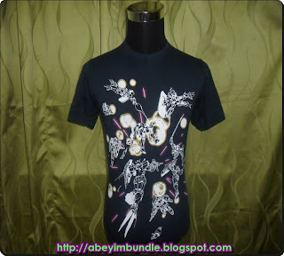 265ea9434 GUNDAM ILLUSTRATIONS TEE (SOLD)