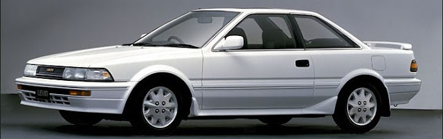 Toyota Corolla Twincam AE92 1.3, 1.6 and GTi