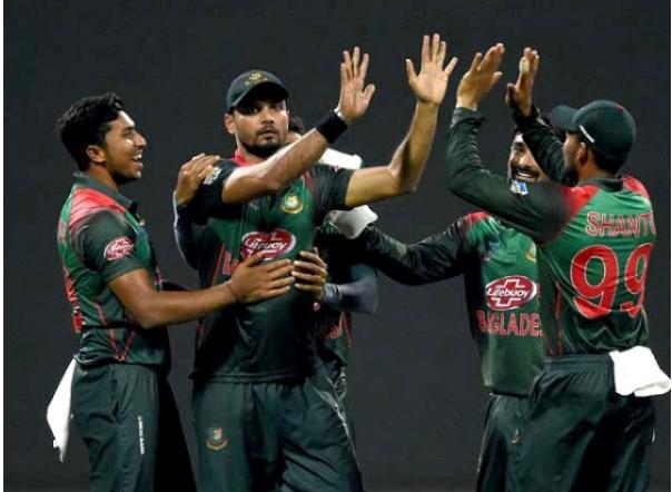 Emerging Cup Bangladesh got a final ticket