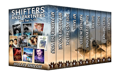 Shifters and Partners Box Set 1-10