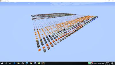 Minecraft debug mód