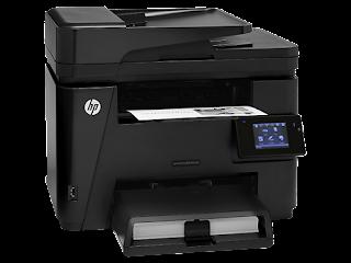 Descargar HP LaserJet Pro MFP M225dw impresora driver