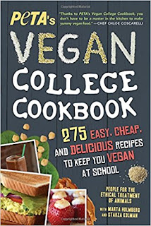 PETA'S-vegan-college-cookbook