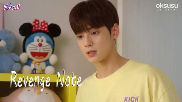 Drama Korea Revenge Note