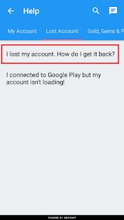 Cara mudah memindahkan akun Clash Royale ke email lain